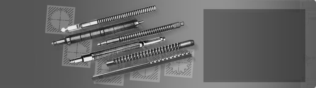 narzędzia do przeciągania i przepychania kształtowego